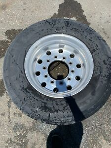 Super Single Wheels 22 5 X 14 Wheel Tires