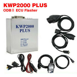 Kwp2000 Plus Ecu Remap Flasher Obd2 Ecu Chip Tuning Tool Auto Diagnostic Scanner