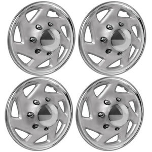 Hubcaps Fits Ford Trucks Vans For 16 Inch 7 Lug Wheel Cover Replacement Rim