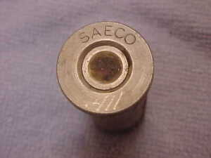 SAECO LUBE SIZER  DIE  ..411 411   FREE SHIPPING