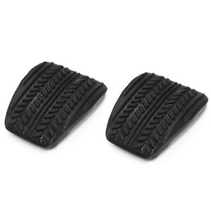 2 Brake Or Clutch Pedal Pads Manual Transmission Fits Ford Mustang 1994 2004