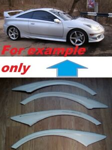 For Toyota Celica St210 Trd Side Fenders Covers Genuine Jdm Used