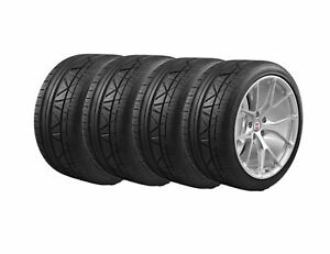 235 35zr19 Set 4 Nitto Invo Luxury Sport High Performance Tires 91w 25 6 2353519
