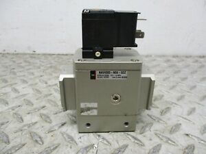 Smc Pneumatic Soft Start Valve Nav4000 n04 5dz Dc24v