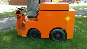 Taylor Dunn Tow Tractor Model P2 50 Only 45 Hours