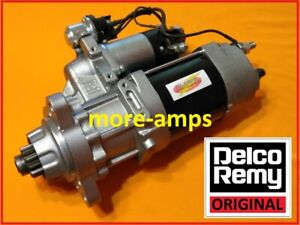 8200434 Original Delco Remy 39mt Starter 12v 12t 7 3kw 6919n Remanufactured