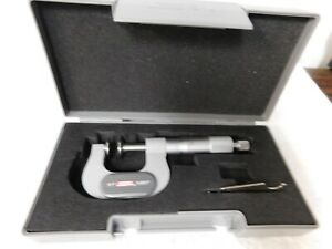 Spi 0 To 1 Ratchet Stop Thimble Mechanical Disc Micrometer 38169710