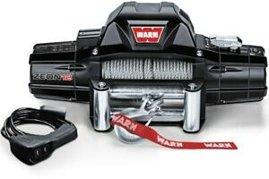 Warn 89120 Zeon 12 12000lb Winch