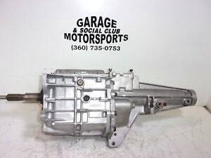 Gm S10 T5 Nwc 5 Speed Hybrid Low 1st Gear 4 03 V6 Or Low Horse V8