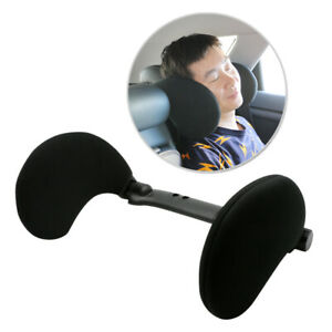 S trackpro Car Seat Pillow Headrest Neck Support Travel Sleeping Cushion