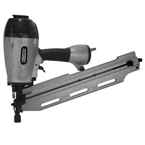 Professional Woodworker 21 degree Full Round Head Framing Nailer