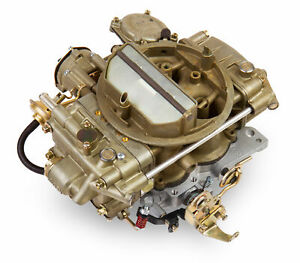 Holley Fr 9895 650 Cfm Spreadbore Carburetor Factory Refurbished