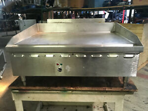 Commercial Countertop Gas Griddle