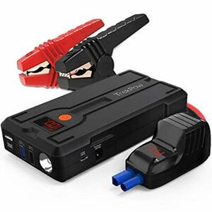 G39 Car Jump Starter 1200a Peak 12v Auto Battery Booster Jump Pack Quick Charger