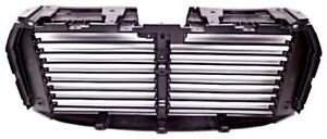 15 Thru 17 F 150 Oem Ford Upper Radiator Grille Air Shutter Control Assembly New
