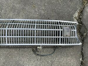 1961 Ford Falcon Front Grille