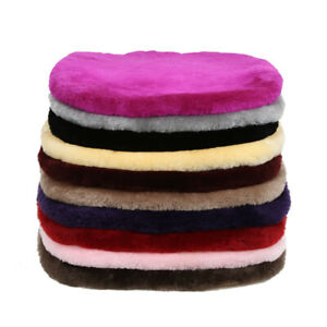 Car Seat Cover For Universal Size Car Seat Cushion By Real Sheepskin 1 Seat