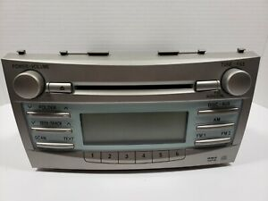 2007 2008 2009 Toyota Camry Radio Stereo Cd Player 86120 06180 Factory Oem