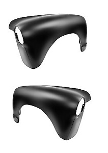 Chevrolet Chevy Pickup Truck Front Steel Fender Set 1947 1953