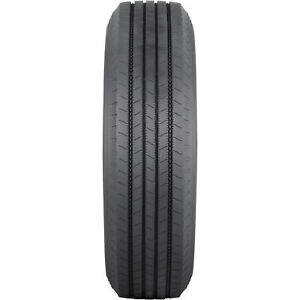 2 New Americus St 1000 255 70r22 5 Load H 16 Ply Trailer Commercial Tires