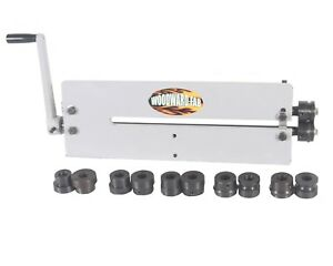 Woodward Fab Bead Beading Roller Rolling Wfbr6 With 6 Sets Of Dies
