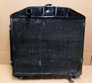 Very Nice Used 1948 1951 Hudson Radiator