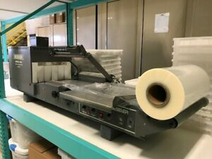 Shrink Wrapping System combination Of Sealer Tunnel By Beseler