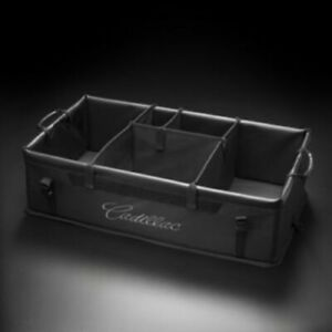 Rear Trunk Cargo Area Collapsible Storage Organizer 12 19 Cadillac 20992615 New