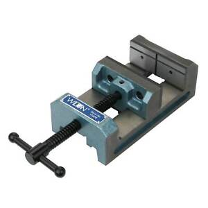 Wilton 11674 4 Inch V Groove Jaw Steel Industrial Workbench Drill Press Vise