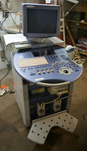 Ge Voluson 730 Pro Bt05 Ultrasound Machine 3d 4d ab2 7 And Rab4 8p Probes