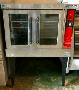Vulcan Vc4gd Single Stack Natural Gas Convection Oven
