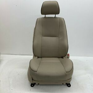 2001 2005 Oem Lexus Is300 Ivory Leather Heated Passenger Front Seat Rh R s1985