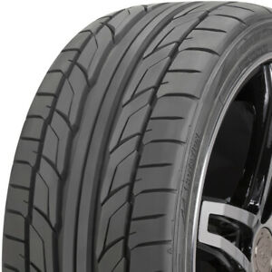 1 New 245 35zr20 Nitto Nt555 G2 95w Performance Tires 211060