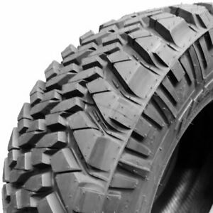 4 New 33x12 50r22lt Nitto Trail Grappler 109q E 10 Ply Mud Terrain Tires 205600