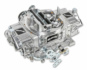 Brawler Frbr 67255 650 Cfm Brawler Diecast Carburetor Mechanical Secondary F