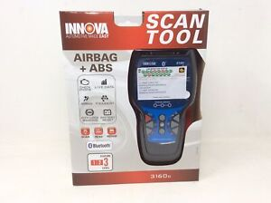 Closeout Innova 3160g Diagnostic Scan Tool With Abs Srs Live Data For Obd2