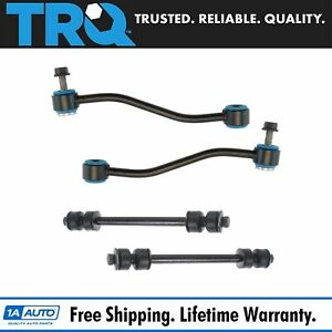 4 Piece Front Rear Sway Bar End Link Kit For Ford Explorer Sport Trac New