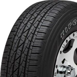 1 new P265 70r16 Firestone Destination Le2 111t All Season Tires Frs097895