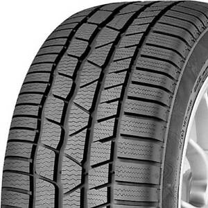 4 new 245 45r17xl Continental Conti Winter Contact Ts 830 P 99h Tires 3530820000