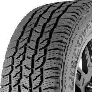 4 New Lt265 70 R17 Cooper Discoverer Atw 121 118s Winter Tires 90000021382