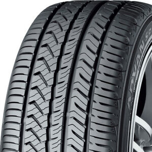 2 New 245 40r18 Yokohama Advan Sport As 97y Performance Tires Yok 40513