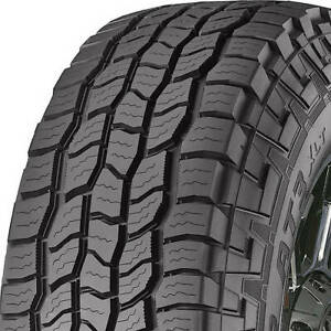 2 new Lt325 60r18 Cooper Discoverer At3 Xlt 124r E 10 Ply Tires 90000032624