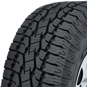 2 new Lt325 60r18 Toyo Open Country A t Ii 124s E 10 Ply Tires 352760