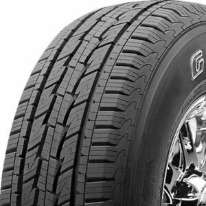 4 new 235 75r15 General Grabber Hts 105t Highway Tires 4503120000