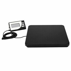 Digital Postal Scale Postal Scale With Aluminium Weighting Pan 200kg 50g