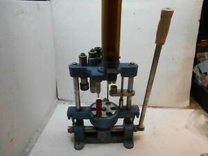 Deitemeyer pacific D-L 300 turret 12Ga reloading press reloading