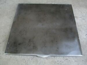 Hoosier Cabinet Original Part Flour Bin Slide Lid Cleaned Finished