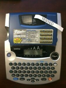 Brother P touch Ultimate Label Maker Pt 2300 2310