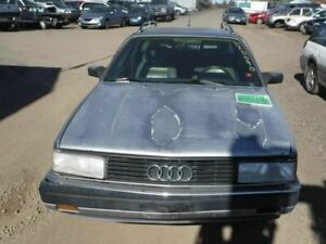 Manual Transmission With Turbo Quattro Id Aes Fits 86 88 Audi 5000 14235093