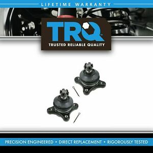 Front Upper Balljoint Ball Joint Pair Set Of 2 For Mitsubishi Montero Sport